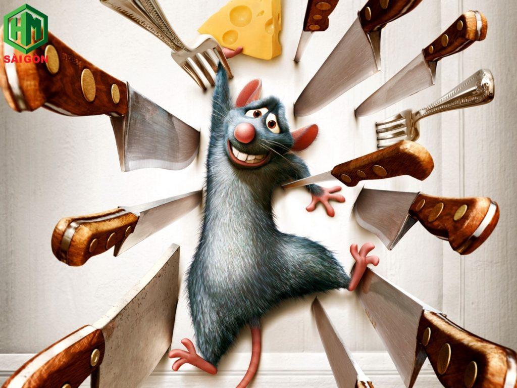 diệt chuột tận gốc